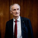 »Hvis jeg selv skal sige det, så tror jeg, at min fordel er, at jeg i mange år har været storforbruger af Det Kongelige Teater og holder utrolig meget af det,« siger Bertel Haarder, nyudnævnt bestyrelsesformand.