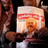 Fem personer er blevet dømt til døden for mordet på den saudiarabiske journalist og systemkritiker Jamal Khashoggi. Arkivfoto: Erdem Sahin/EPA/Ritzau Scanpix