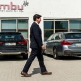 ARKIVFOTO: Juan Jose Gonzalez er topchef i milliardvirksomheden Ambu.