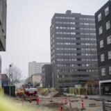 Selv når byggepladsen kommer væk, vil Platanvej ligne noget, der er teleporteret fra Østeuropa til Frederiksberg.