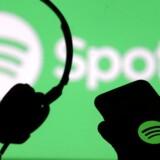 Spotify er verdens største musikstreamingtjeneste.