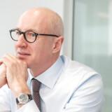 Novo-topchef Lars Fruergaard Jørgensen kom under hård beskydning, da han begyndte i jobbet som øverste ansvarlige for den danske medicinalkoncern i januar 2017. Arkivfoto: Søren Bidstrup