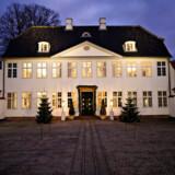 Statsminister Mette Frederiksen (S) holdt sin første nytårstale på Marienborg i Sorgenfri nord for København onsdag den 1. januar 2020.