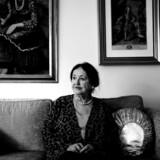 »Sorgen er kærlighedens pris, og livet koster livet.« Men den viden gjorde ikke tabet nemmere for Elisabeth Ehmer, der for anden gang mistede en mand, da digteren Benny Andersen gik bort i en alder af 88 år. Elisabeth Ehmer er selv 80 år og har to voksne døtre og fem børnebørn.