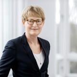 Ida Sofie Jensen, til daglig direktør i Lægemiddelindustriforeningen, er formand for Tryghedsgruppen og en af de mest magtfulde kvinder i dansk erhvervsliv. Om nogle uger kommer hun til at kæmpe for at forsvare og fastholde sin formandspost i Tryghedsgruppen.