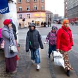 Nye tal opjusterer antallet af personer i Danmark med udenlandsk baggrund. Får vi flere til Danmark, kan det true velfærdssamfundet, lyder det fra Socialdemokratiet.