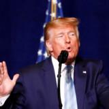 Torsdag besluttede Trump sig for den mest ekstreme løsning, som han blev præsenteret for. Til Pentagon-topembedsmændenes store forbløffelse.