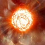 Den røde kæmpestjerne Betelgeuse er så stor, at vores egen stjerne, Solen, ville kunne ligge inde i den et par hundrede millioner gange. Men er den markante svækkelse i de seneste uger af kæmpens lysstyrke et tegn på en forestående supernova?