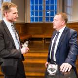 Den store udflytning af statlige arbejdspladser blev rullet ud, efter at Lars Løkke Rasmussen og Venstre i Jylland havde tabt mange vælgere til Christian Thulesen-Dahl og Dansk Folkeparti.