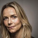 En tekst i Weekendavisen om Malou Aamund (billedet) og dennes kommende roman bliver beskyldt for at være kvindehadende.