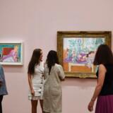 Udstillingen »Matisse & Picasso« på National Gallery i Canberra, der varer frem til 13. april, rummer 60 malerier og skulpturer udlånt fra store fornemme samlinger i både i udlandet og Australien.