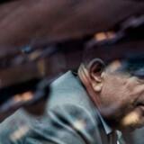 Harvey Weinstein på vej til retten i New York, 8. januar. 2020. Foto: Eduardo Munoz/Ritzau Scanpix