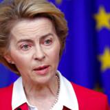 Arkivfoto: Det bliver svært at få alle aspekter med i en aftale mellem EU og briterne i 2020, siger Ursula von der Leyen.