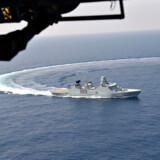 I december blev det besluttet, at Danmark i 2020 skal sende en fregat med tilhørende helikopter og 155 personer til Hormuzstrædet, som længe har været skueplads for en skyggekrig mellem Iran og USA.