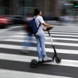 Et af de steder i verden, hvor elløbehjul er blevet bandlyst, er på Manhattan i New York City.
