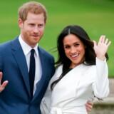 Bye, bye: Storbritanniens prins Harry og hans hustru, Meghan, vil tilbringe mere tid i Nordamerika og vil på længere sigt trække sig som fuldgyldige medlemmer af det britiske kongehus.