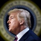 »Donald Trump er en kontroversiel præsident. For NATO-partnerne ofte en frustrerende allieret,« skriver Tom Jensen.