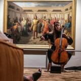 På Statens Museum for Kunst er man allerede i gang med at gøre nye og spændende ting. Billedet er fra den store guldalderudstilling sidste år.