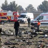 Flyet styrtede nær Irans hovedstad, Teheran, og samtlige om bord omkom. 82 iranere, 63 canadiere, 11 ukrainere, fire afghanere, tre tyskere og tre briter døde således.