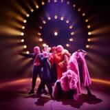 Desperadodans: Astrid Elbo og Ulrik Birkkjær danser lidenskab og længsler helt ud i »Bonnie & Clyde«.