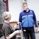 »Vi vil gerne have en større del i de mange penge, som bliver tjent i virksomhederne,« lyder det fra Erik Søndergaard, der er tillidsmand på Danfoss i Silkeborg. Han har været med til at levere krav til CO-industri til de netop påbegyndte overenskomstforhandlinger på industriens område.