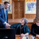 Nogle grupper stemte mere end andre ved europaparlamentsvalget 26. maj. Her ses tre af spidskandidaterne: Dansk Folkepartis Peter Kofod, SFs Margrete Auken og Liberal Alliances Mette Bock.