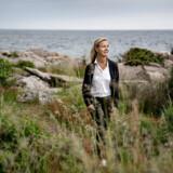 Anne-Louise Thon, medstifter af SDG Invest, fortæller, at investeringsselskabet i løbet af 2019 har skabt et afkast på ca. 30 procent på investering i bæredygtige selskaber. Arkivfoto: Thomas Lekfeldt