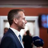 Arkivfoto: Venstres tidligere næstformand Kristian Jensen vil fortsætte med at passe sit arbejde som folketingsmedlem, efter at han i weekenden fik frataget alle sine tillidsposter i partiet.