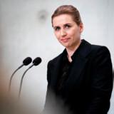 Arkivfoto: Statsminister Mette Frederiksen.