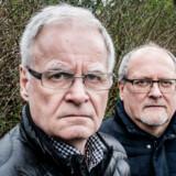 Beskikkede rådgivere for psykiske patienter i hovedstaden Kim Bjernvig og Leif Jensen mener ikke, at videomøder kan erstatte det gamle system fra før udflytningen af Det Psykiatriske Patientklagenævn til Viborg.