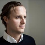 Der er en ny løve i flokken. 31-årige Christian Arnstedt er i denne sæson en af investorerne i »Løvens Hule«. Arkivfoto.