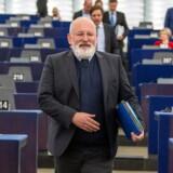 Hollandske Frans Timmermans, en af flere ledende viceformænd i den nye EU-Kommission, er manden, der skal drive den omfattende grønne omstilling, EU for alvor er ved tage fat på.