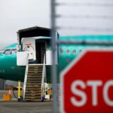 Nedturen har været særdeles hård for Boeing, efter at to af flyselskabets model 737 Max styrtede ned sidste år.