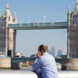 To britiske teleselskaber åbnede før nytår 5G-mobilnet, så nu er der hurtigere forbindelser i 30 byer.