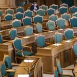 »Derfor er det trist, når stadigt færre prioriterer debatterne i salen,« skriver Morten Messerschmidt om brugen af Folketingets talerstol.