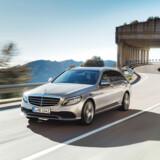 Nye skatter på firmabiler kan ramme medarbejdere med dette gode ganske hårdt. Mercedes C-klasse har været blandt de mest populære i denne ende af markedet.