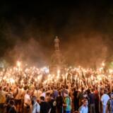 I 2017 var der voldsomme demonstrationer og sammenstød i Charlottesville, og nu frygter myndighederne i Virginia en gentagelse i Richmond, fordi ekstremt højreorienterede nationalister i USA samles.