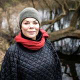 Ditte Okman er lige flyttet til København K, og hun elsker det.