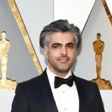 Feras Fayyads dokumentar »The Cave« er nomineret til en Oscar for Bedste Dokumentar. Her er instruktøren fotograferet i forbindelse med Oscar-uddelingen i 2018, da hans forrige film også var nomineret.