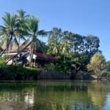 Palmetræer, afslapning og en nærmest søvning atmosfære er det helt store trækplaster ved området Siphandon – eller på dansk: 4000 øer.