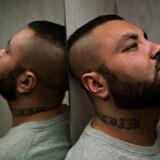 Arkivfoto: Nedim Yasar, tidligere bandemedlem og radiovært.