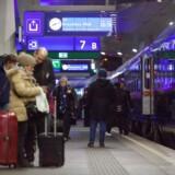 I Wien gik passagerer om bord på det første nattog mod Bruxelles søndag aften. Den følgende formiddag kunne de træde udhvilede ud på perronen i Bruxelles.
