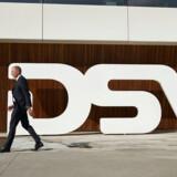 ARKIVFOTO: Jens Bjørn Andersen chef for DSV. Aktualiseret af DSVs opkøb af den schweiziske virksomhed Panalpina.