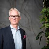 Portræt af administrerende direktør i Tryg Forsikring Morten Hübbe (arkivfoto).