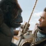 Robert Downey Jr. gør en tålelig figur i titelrollen som Dolittle, men redder hverken sig selv eller filmen