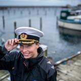38-årige Linda Krogsgaard er havnefoged på Nivå Havn, hvor bådejernes gennemsnitsalder er i begyndelsen af 60erne. Det vil hun ændre.