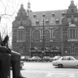 Tivoli Slottet eller H.C. Andersen Slottet var egentlig Danmarks første kunstindustrimuseum. Det er tegnet af Vilhelm Klein, men trods arkitektens uomtvistelige talent er det ikke nogen vellykket bygning.