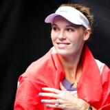 Foto af Caroline Wozniacki. Med en grand slam-titel og 71 uger som nummer et i verden har Caroline Wozniacki nået det, hun ville. - REUTERS/Kim Hong-Ji
