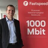 »Vores mål var at sætte en ny dagsorden. Det må siges til fulde at være lykkedes,« siger Jens Raith, som står i spidsen for Fastspeed, der i rekordfart får danskerne til at skifte deres internetabonnement ud med et nyt og billigere.