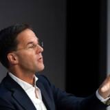 Arkivfoto: Den hollandske premierminister, Mark Rutte, har undskyldt på vegne af den hollandske regering for dets handlinger under Anden Verdenskrig.